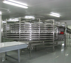 Bread Spiral Cooling Tower, Spiral Cooling Conveyor pictures & photos