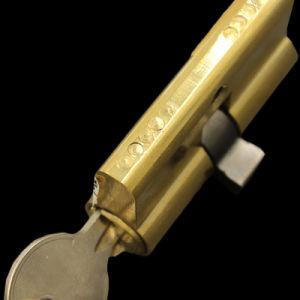 54mm Euro Type Security Brass Door Lock Cylinder pictures & photos
