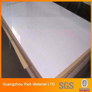 3mm White Milky Plastic Acrylic Sheet PMMA Plexiglass Perspex Sheet for Advertising pictures & photos