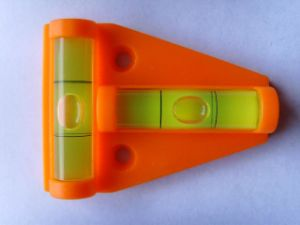 2-Axis Spirit Level with Fixing Hole (EV-V922) pictures & photos