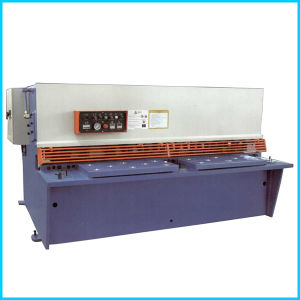 Hydraulic Swing Beam Shear QC12y-16X4000