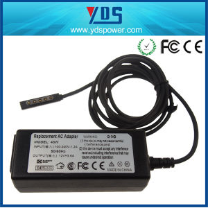 Laptop Charger for Microsoft Desktop Type 12V 3.6A pictures & photos