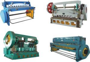 Economic Sheet Metal Shearing Machine, Sheet Metal Cutting Machine pictures & photos