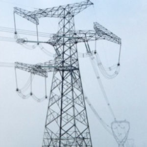 Durable High Quality Angle Steel Transmission Tower pictures & photos