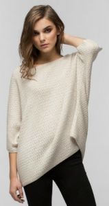 Ladies Cashmere Pullover