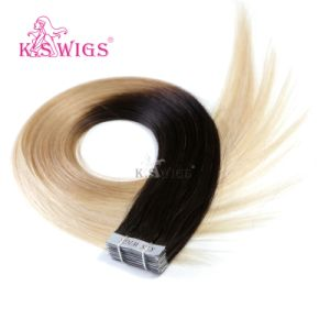 Remy Human Hair Tape on Hair Extensions pictures & photos