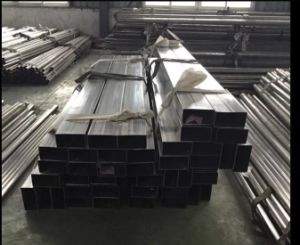 ASTM A554 Mirror Polishing 304 Stainess Steel Pipe/Tube pictures & photos