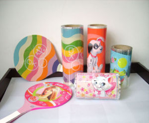 2017 Hot Sale Toy of Heat Transfer Film High Quality pictures & photos