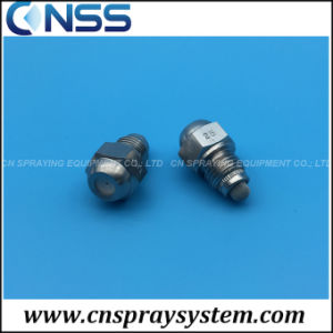 High Pressure Edge Cutting Nozzle with Strainer pictures & photos