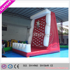 Commercial Kids Inflatable Rock Climbing Walls with Low Price pictures & photos