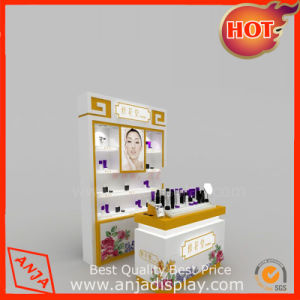 Modern Retail Cosmetic Shop Display Unit Fixtures for Stores pictures & photos