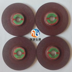 180*6*22 D. P. Grinding Wheel with Za pictures & photos