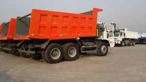 HOWO Brand Mining Dump Truck pictures & photos
