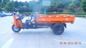 3 Wheel Dump Truck Suitable for Mining and Construction Sites (WK3B1122101) pictures & photos