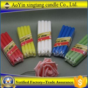 12g Cheap Color Candle/Red Candle/Yellow Candle to Middeast pictures & photos