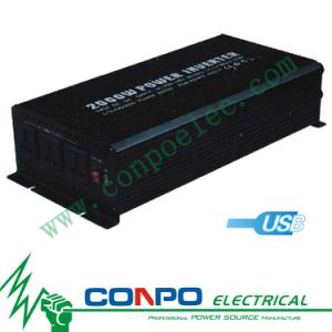 Modified Sine Wave Power Inverter 82000 2000W With USB pictures & photos
