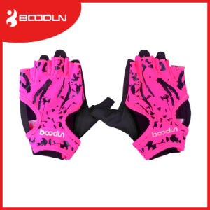 Outdoor Sport Weight Lifting Gloves Half Finger Cycling Gloves Breathable Gym Gloves
