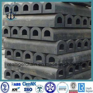 Marine Y Type Cylindrical Rubber Fender pictures & photos