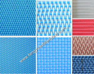 Polyester Woven Filter Conveyor Belting pictures & photos