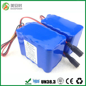 12V Li-ion Battery Pack 11ah