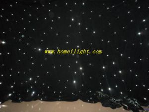 Waterproof LED Star Curtain Wedding Fairy Light White LED Star Curtain pictures & photos
