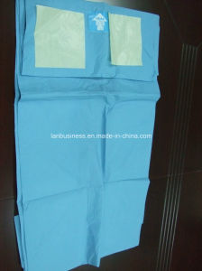 Singel Use Ophthalmology Draps Pack pictures & photos