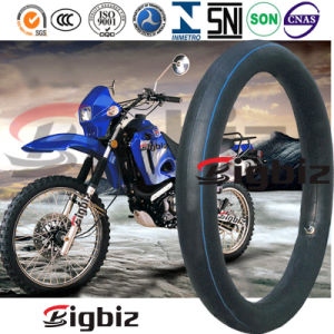 Popolar Design 2.50-17 Motorcycle Butyl Inner Tube pictures & photos