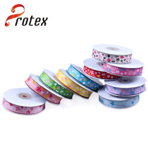 Beautiful Butterfly Printed Ribbon pictures & photos