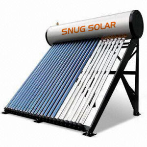 2014 Hot Selling Integrated Household Pressurized Solar Water Heater pictures & photos