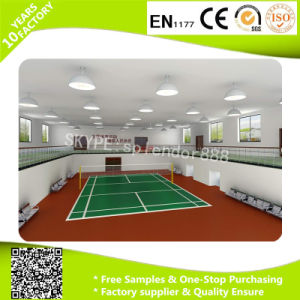 PVC Sports Linoleum Flooring Rolls pictures & photos