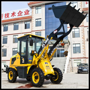 Mini Loader Zl10e pictures & photos