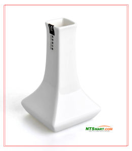 Tabletop White Ceramic Vase (NS00023986) pictures & photos