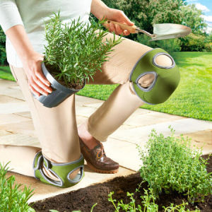 Neoprene Gardening Knee Pads, Decorating Housework Knee Pad Support pictures & photos