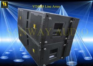 Vt4888 Line Array Audio Loudspeaker pictures & photos