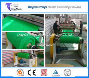 Plastic Lawn Mat Production Line / Plastic Grass Mat Extrusion Line pictures & photos