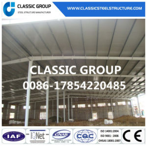 Cheap Prefabricated Light Steel Warehouse/Steel Structure pictures & photos