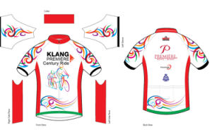 OEM Design Fashionable Women Cycling Jersey Ladies Cycling Wear pictures & photos
