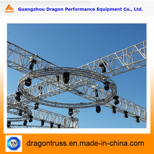 Aluminum Circle Truss for Hanging Light pictures & photos