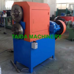 Tire Sidewall Ring Cutter Waste Tire Recycling Rubber Cutting Machine pictures & photos