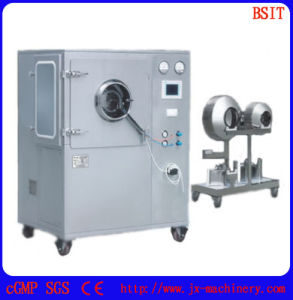 Lab Tablet Coating Machine (coating pan interchangable) pictures & photos