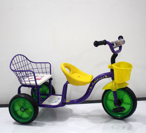 China Wholesale Kids Tricycle Baby Ride on Car Children Bike Scooter pictures & photos