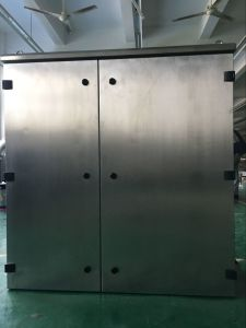 Precision Sheet Metal for Stainless Steel Series Machine (LFSS0005) pictures & photos