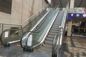 Slim Type Passenger Escalator pictures & photos