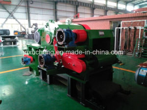 Large Capacity Tree Logs Cutting Machine Wood Chipper Ce Approved pictures & photos