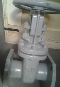 GOST Steel Rising Stem Gate Valve pictures & photos