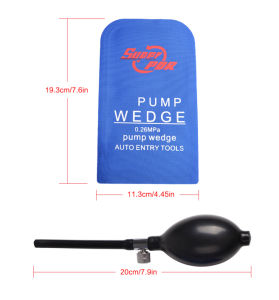 Super Pdr Car Door Entry Pump Wedge pictures & photos