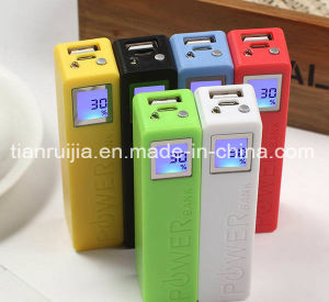 2600mAh Power Bank with LCD Display pictures & photos