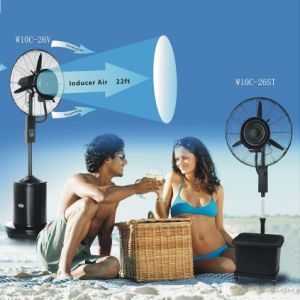 Best China Centrifugal Outdoor Mist Cooling Fan pictures & photos