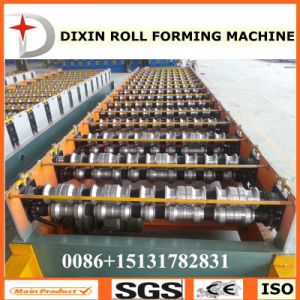 Dixin 840 Roof Panel Roll Forming Machine Supplier pictures & photos