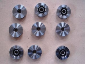 Machining Steel Part Assembled with Bearing pictures & photos